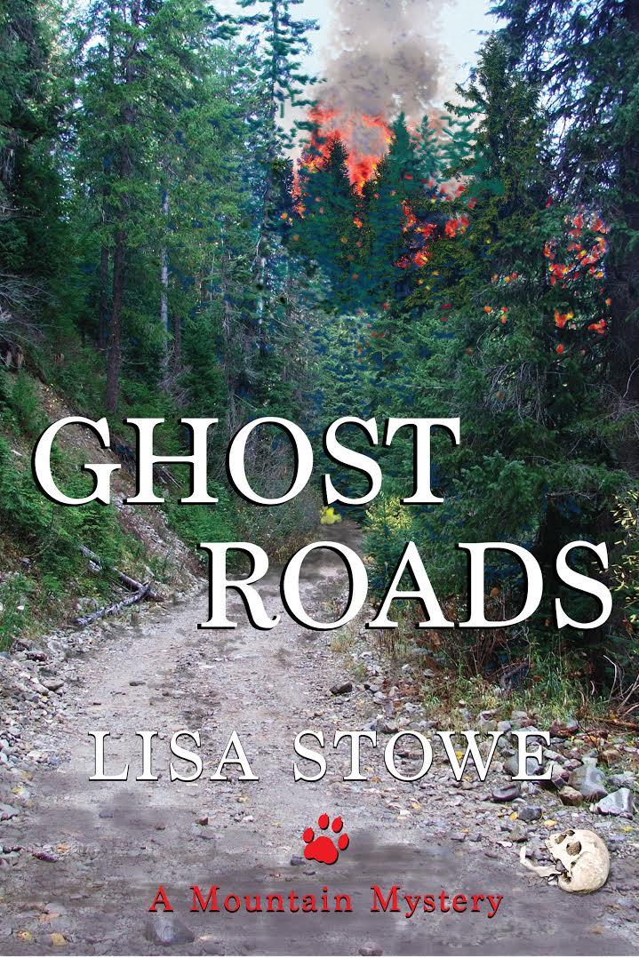 Ghost Roads Books Cover